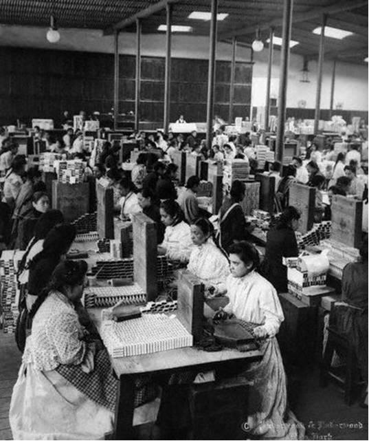ley de trabajo de mujeres: