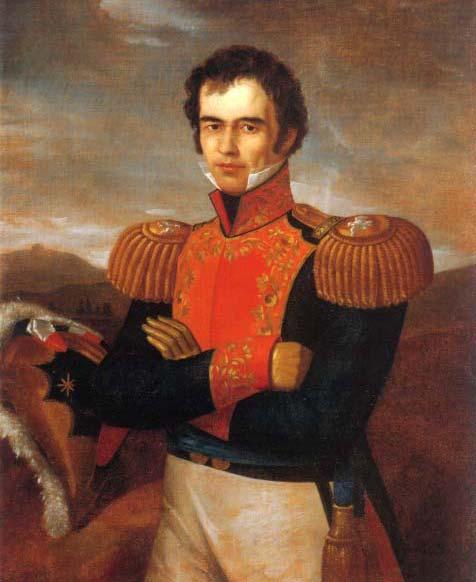 Victoria el primer presidente de Mexico
