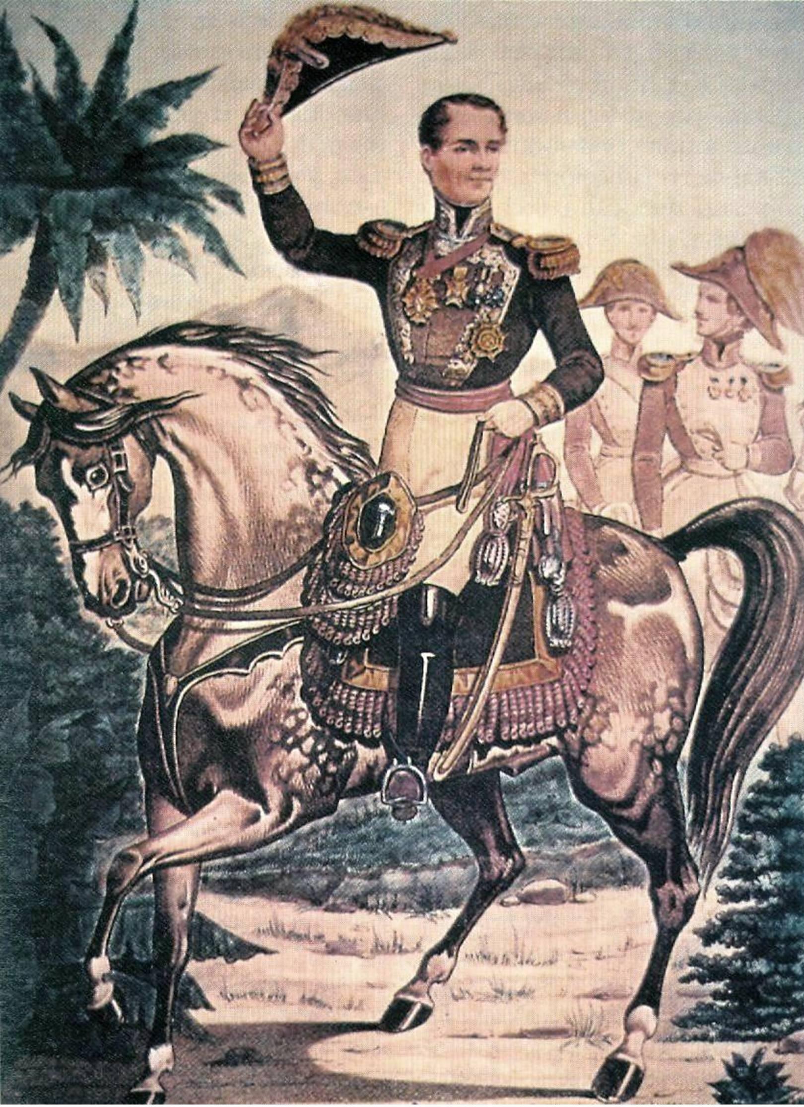 México y las potencias extranjeras: intervenciones y resistencia-Último gobierno de Santa Anna (pérdida de territorios)
